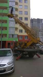 Автовышка киев почасово. Аренда спецтехники по выгодной цене Киев. - изображение 1