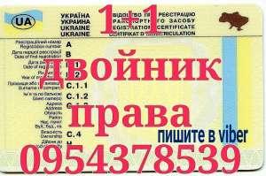 Автодокументы техпаспорт номера, права АБСДЕ Киев Украина - изображение 1