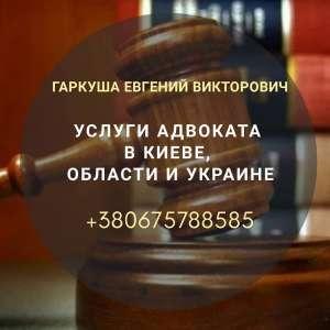 Адвокат в Киеве. Юридическая помощь - изображение 1