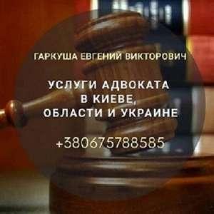 Адвокат Київ. Послуги адвоката в Києві. - изображение 1