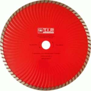 Алмазный диск T.I.P. 180 х 7 х 22,23 Турбоволна - изображение 1