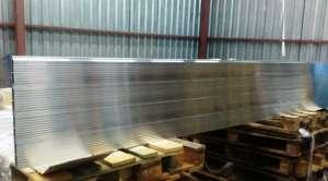Алюминиевые борта для кузова грузовых машин - изображение 1