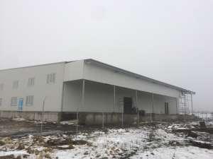 Ангар будівництво Рівне. Овочесховище «під ключ» - изображение 1