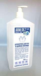 Антисептик спиртовой (санитайзер) - изображение 1