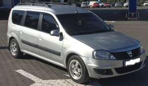Аренда авто с выкупом Дачия Логан Киев без залога долгосрочная универсал пассажирский - изображение 1