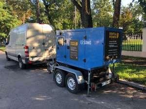 Аренда генераторов от 2-500 кВт. Оперативная доставка. СКИДКИ ! - изображение 1