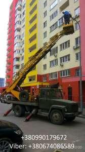 Арендовать автовышку 17 м.Вызватьавтовышку, Киев. Круглосуточно - изображение 1