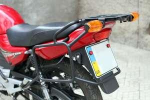 Багажники. Дуги. Аксессуары для мотоцикла. - изображение 1