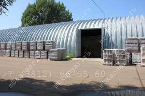 Бескаркасные ангары-склады - изображение 1