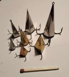 """Блесна """"Конус"""" для зимней рыбалки. - изображение 1"""