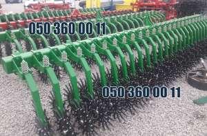 БМР бороны-мотыги 3,6,9 метров с секциями - изображение 1