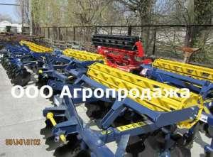 Борона АГД-2,5 метра захвата для трактора МТЗ 80, МТЗ-82. - изображение 1