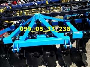 Борона производится как навесная БДФ (рабочая ширина от 1,8 до 3,1 метров) - изображение 1