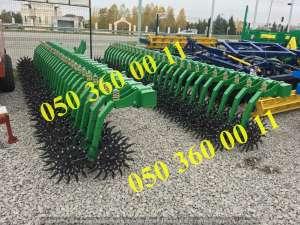 Бороны Ротационные мотыги (БМР) 6 метров захвата - изображение 1