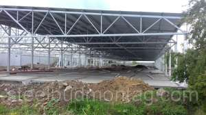 Будівництво виробничих приміщень під ключ - изображение 1