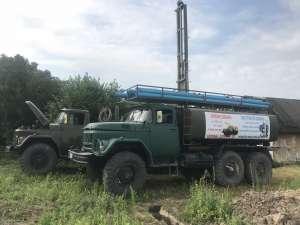 Бурение скважин на воду в Киевской области. Обслуживание и ремонт. - изображение 1