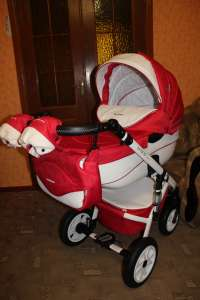 Великолепная детская коляска Riko Brano Ecco 2 в 1 для Вашей малышки! - изображение 1
