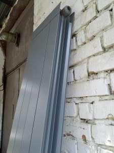 Вертикальные алюминиевые радиаторы - изображение 1