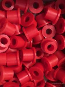 Втулки рессорные (сайлентблоки) полиуретановые - изображение 1