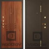 Входные металлические двери voldoor - изображение 1