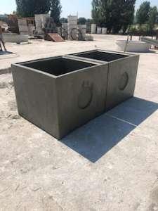 выгребные ямы, септики, квадратный колодец (конструктор), идеальная геометрия, доборы 500-200-100мм. Одесса и область. - изображение 1