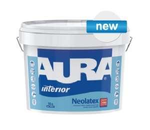 Высококачественная Краска для стен Aura Neolatex (10 л.) Акционная цена! - изображение 1