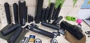 """Глушители для оружия от производителя ТМ """"STEEL"""" - изображение 1"""