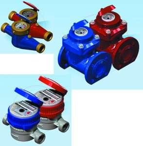 Гросс Gross счетчики воды турбинный - изображение 1