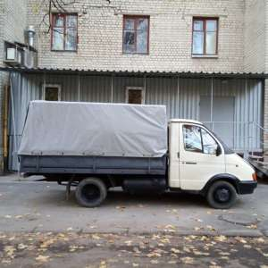 Грузоперевозки грузовое такси газель - изображение 1