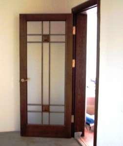 Двери и лестницы из экологически чистой натуральной древесины. - изображение 1