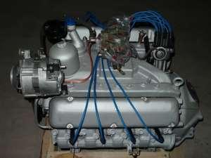 Двигатель газ 53, 3307 - изображение 1