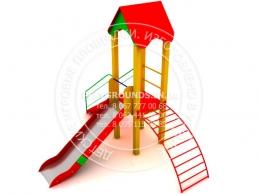 Детские игровые площадки от производителя ЧП Подолько. - изображение 1