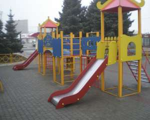 Детские площадки от производителя Бурынский район Сумская область. - изображение 1