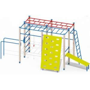 Детские спортивные площадки. - изображение 1