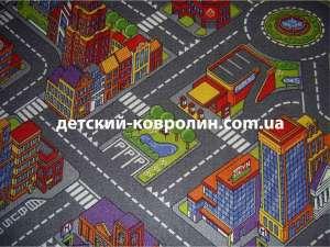Детский ковер Big City. Ковры на пол. - изображение 1