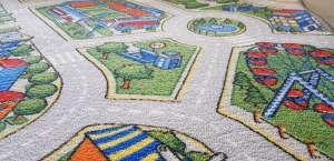 Детский ковролин Мегаполис. Ковровое покрытие - изображение 1