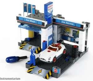 Детский набор Klein Bosch Car Service - изображение 1