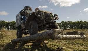 Джип триал - преодоление препятствий на джипах - изображение 1