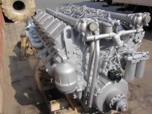 Дизельный двигатель ямз-240 м2 - изображение 1