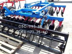Дисковый лущильник ЛДВП-3,0 прицепной тяжелый - изображение 1