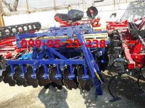 для трактора ЮМЗ-6Л, МТЗ-80/82 продам (1/8-2/5)2,1 метра борону новую. - изображение 1