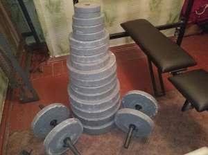 Домашний спортзал - изображение 1