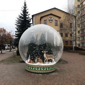 Доставьте удовольствие покупателям с надувным Чудо шаром - изображение 1