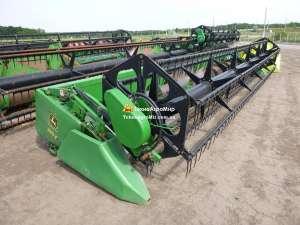 Жатка зерновая John Deere 925 Flex Lexion - 7.6 м - изображение 1
