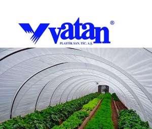 Заказать парниковую плёнку Vatan Plastik - изображение 1