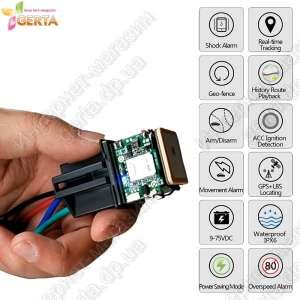 Защита от угона , GPS GSM c блокировкой бензонасоса по СМС и интернет - изображение 1