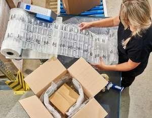 Защитные упаковочные материалы от компании «Виском» - изображение 1