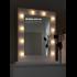 Перейти к объявлению: Зеркало для макияжа с подсветкой, гримерное зеркало Азурит