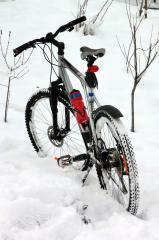 Зимнее хранение велосипеда - изображение 1