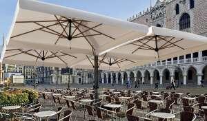 Зонты для террасScolaro. Уличные зонтыИталия - изображение 1